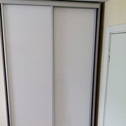 Встроенный шкаф-купе № 0322