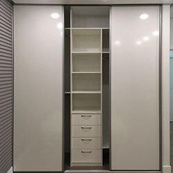 Встроенный шкаф-купе № 0040
