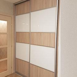Встроенный шкаф-купе № 0367