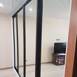 Встроенный шкаф-купе № 0380