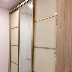 Встроенный шкаф-купе № 0390