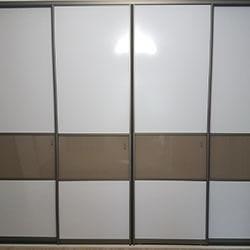 Встроенный шкаф-купе № 0394