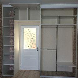 Встроенный шкаф-купе № 0397