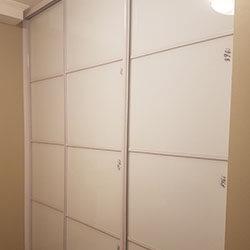 Встроенный шкаф-купе № 0413