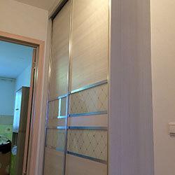 Встроенный шкаф-купе № 0415