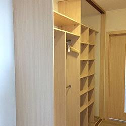 Встроенный шкаф-купе № 0420