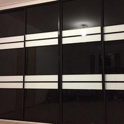 Встроенный шкаф-купе № 0423