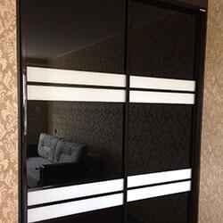Встроенный шкаф-купе № 0441