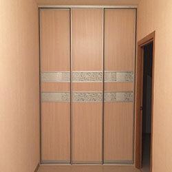 Встроенный шкаф-купе № 0470