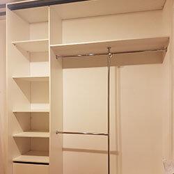 Встроенный шкаф-купе № 0473