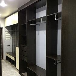 Встроенный шкаф-купе № 0475