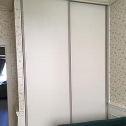 Встроенный шкаф-купе № 0054