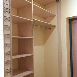 Встроенный шкаф-купе № 0498