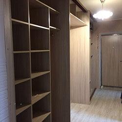 Встроенный шкаф-купе № 0500