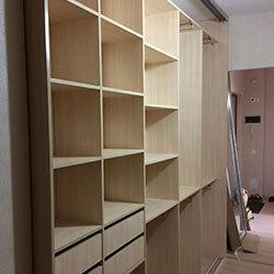Встроенный шкаф-купе № 0477