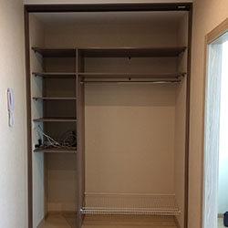 Встроенный шкаф-купе № 0506