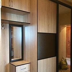 Встроенный шкаф-купе № 0510