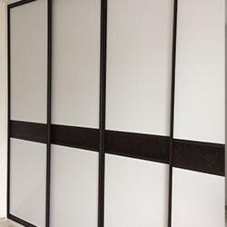 Встроенный шкаф-купе № 0528