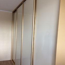 Встроенный шкаф-купе № 0530