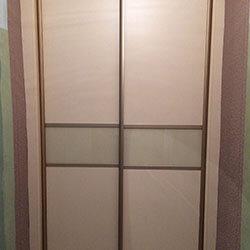 Встроенный шкаф-купе № 0534
