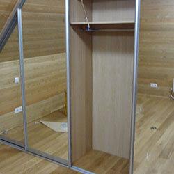 Встроенный шкаф-купе № 0540
