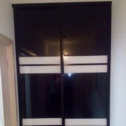 Встроенный шкаф-купе № 0553