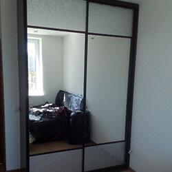 Встроенный шкаф-купе № 0561
