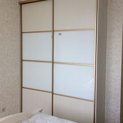 Встроенный шкаф-купе № 0573