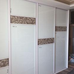 Встроенный шкаф-купе № 0583
