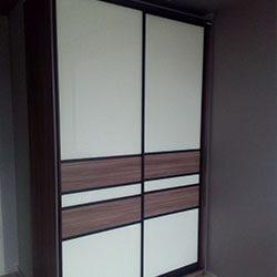 Встроенный шкаф-купе № 0603