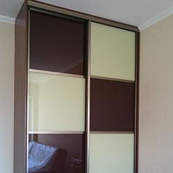 Встроенный шкаф-купе № 0074