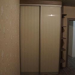 Встроенный шкаф-купе № 0669