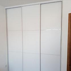 Встроенный шкаф-купе № 0694