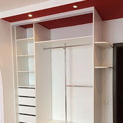 Встроенный шкаф-купе № 0705