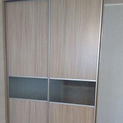 Встроенный шкаф-купе № 0709