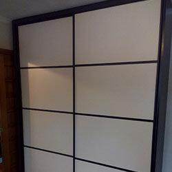 Встроенный шкаф-купе № 0711