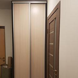 Встроенный шкаф-купе № 0717