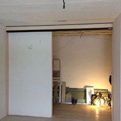 Встроенный шкаф-купе № 0730