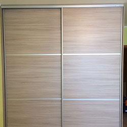 Встроенный шкаф-купе № 0751