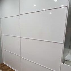 Встроенный шкаф-купе № 0760