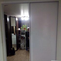 Встроенный шкаф-купе № 0769