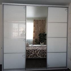 Встроенный шкаф-купе № 0779