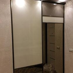 Встроенный шкаф-купе № 0789
