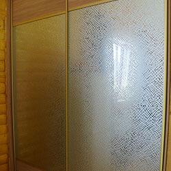 Встроенный шкаф-купе № 0794