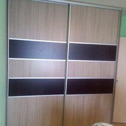 Встроенный шкаф-купе № 0797
