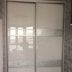 Встроенный шкаф-купе № 0799