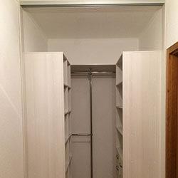 Встроенный шкаф-купе № 0805