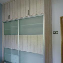 Встроенный шкаф-купе № 0090