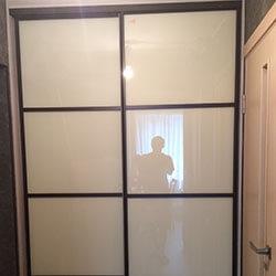 Встроенный шкаф-купе № 0831