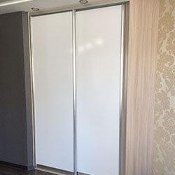 Встроенный шкаф-купе № 0833